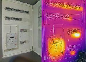 termografering os elektro